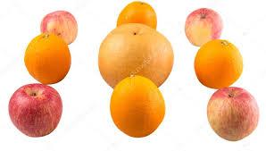 Яблука проти цитрусових