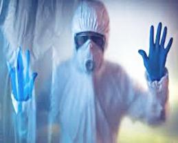Гумові рукавички та захисні маски, що не так в Німеччині