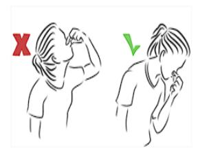 Носова кровотеча - не відхиляйте голову назад!